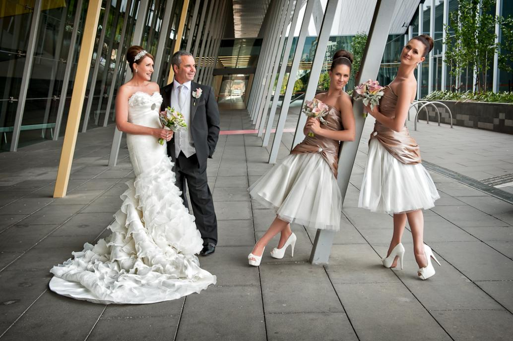 wedding on southbank melbourne